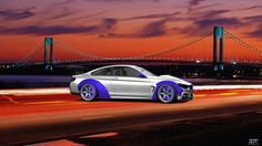 Check out my tuned #BMW 4series 2014 at #alcarplayground #tuning