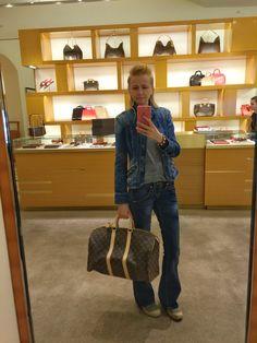 Louis Vuitton Keepall 45