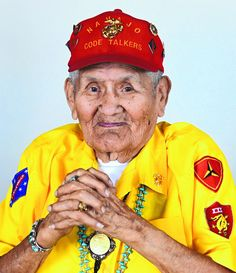 Chester Nez, the last living member of the Navajo Code talkers from WWII, has died. Thanks for everything.