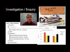 Paul Andersen explains how he is using the blended learning cycle in his science classroom. This cycle moves through the following steps; QUestion, Investigation/Inquiry, Video, Elaboration, Review and Summary quiz.