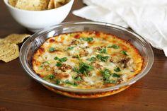 Garlic and Mushroom Queso Fundido | Tasty Kitchen: A Happy Recipe Community!