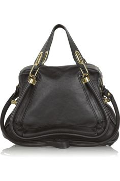 So much more than than a basic black bag...The Paraty bag by Chloe will be my next purchase. Mark my words!!