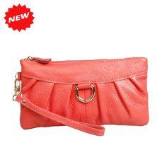 ... Purses and handbags Evening Wristlet Bag Wallet,8 candy colors,NB010