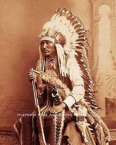 Lone-Wolf-Sioux | DAKOTA SIOUX NATIVE AMERICAN INDIAN BURIAL CUSTOM VINTAGE PHOTO c1880 ...