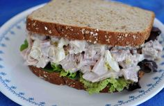 Ham Salad (Recipes SHOULD be easy!) ~ http://www.southernplate.com
