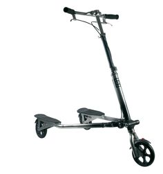 #Chanel metallic three-wheel scooter