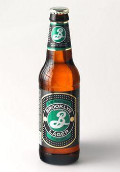 Great beer! Brooklyn Lager