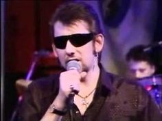 Nick Cave & Shane MacGowan Lucy live