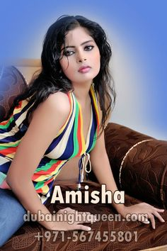 Amisha is the top models escort in Dubai and offer female escort services for her erotic and honorable clients. Call for booking at +971567455801