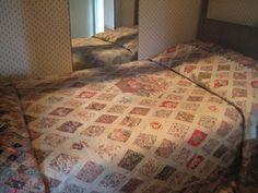 Jane Austen made this quilt