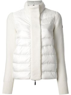 Moncler Contrast Padded Jacket
