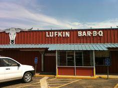 The Barbecue Fiend: Lufkin Bar-B-Q (Lufkin, TX)