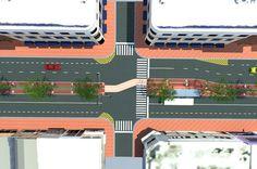 Avenida Brasil com Ciclovia - Carlos Sica