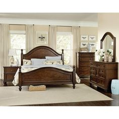 Standard Heritage Bedroom Collection at DAWS Home Furnishings in El Paso, TX