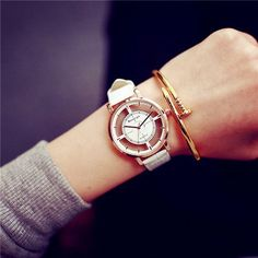 Newest Luxury brand Hollow Watch Neutral Fashion Personality Simple Fashion Unique Hollow Watch Quartz Clock Military watches