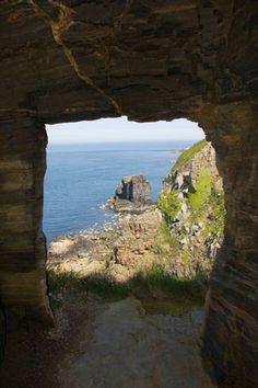 Window in the Rock, Sark