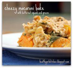 Healthy Girl's Kitchen: My First Vegan Mac-n-Cheeze