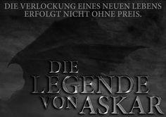 """Poster zum eBook """"Die Legende von Askar"""""""