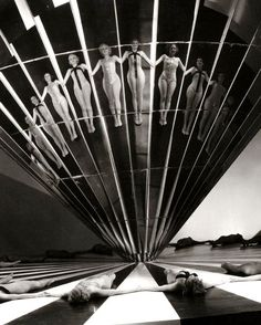 Chorus girls in Dancing Lady (1933, dir. Robert Z. Leonard) Photo by Ted Allan   Hollywood : Photo