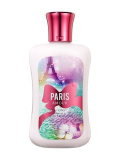 2012 Allure Reader's Choice Awards - Best Body Lotion - Bath & Body Works Signature Body Lotion in Paris Amour