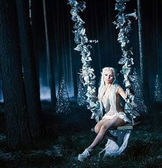 Kerli  still one of my favorite singers to this day. Back when I bought her 'Love is Dead' album!