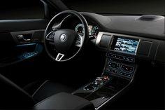2015 The new Jaguar XF Interior