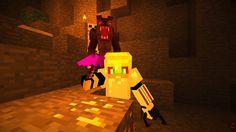 #Sobrenatural O LOBISOMEM DA CAVERNA QUER ME PEGAR!!! Minecraft SUPER ANIMADO Episódio 17: MINECRAFT ATIVIDADE SOBRENATURAL, MUITOS…