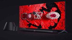 """CES 2017: Xiaomi Mi TV 4, la smart tv economica più sottile e intelligente al mondo Ho deciso: la voglio! Scherzi a parte (sono ben soddisfatto della mia """"semplice FullHD), trovo che questa Xiaomi Mi TV 4 sia davvero lo stato dell'arte della televisione moderna: la risoluzione non n #xiaomi #ces2017 #mitv4 #smart #tv"""