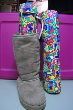 BOOT BUDDIES  Boot Shapers. Help keep those boots standing tall.