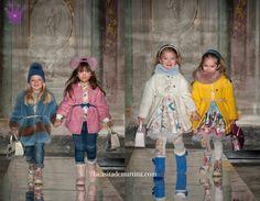 ♥ MONNALISA Fashion Show Florencia ♥ Colección Moda Infantil Otoño Invierno 2016   Blog de Moda Infantil, Moda Bebé y Premamá ♥ La casita de Martina ♥