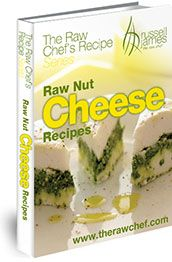 The Sunny Raw Kitchen: Recipe Book Review: Russell James' Raw Nut Cheese Ebook