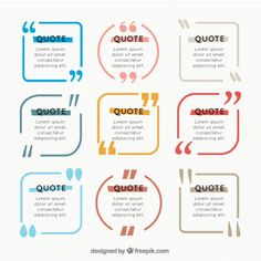 15 best quote templates images on pinterest quote template vector