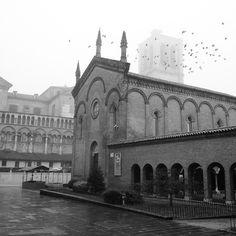 Ferrara, ex Chiesa di San Romano (Museo della Cattedrale) - Instagram by cemattio