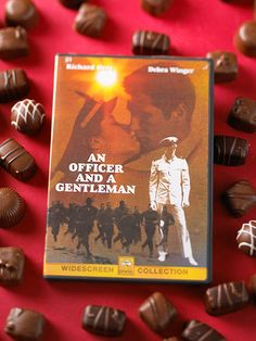 An Officer and a Gentleman - Valentine Movie yes it was and they ran a special for $14.99 which sold very well.....one of the most romantic works of film fiction Taylor Hackford directs.  And there was so much chemistry among the film characters. great flick and on my top ten best.