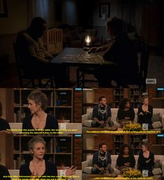 Melissa Mcbride speaking on the significance of the puzzle. Gives me chills! (you might have to enlarge it to read.)