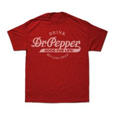 Dr Pepper® Graphic Tee-Big & Tall  found at @JCPenney