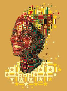 My African star by Charis Tsevis