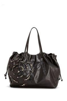 Valentino Jewel Detailed Leather Tote Secret Closet, Missoni, Purses And  Handbags, Casual Chic 6700f65ca5