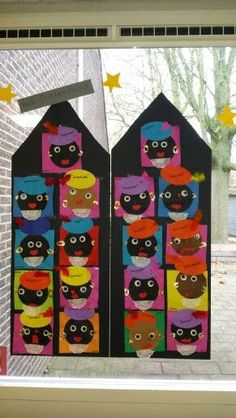 Fall Crafts, Crafts For Kids, Diy Crafts, Saint Nicolas, Kids Daycare, Emoticon, Diy Projects To Try, Nativity, Native American