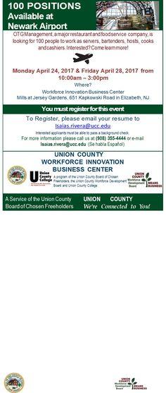 04-11-18 NJ EMPLOYMENT HIRING Look Who\u0027s Hiring!! Pinterest - restaurant cashier job description resume