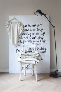 Interior Styling brought to you by All-In Living www. Home Interior, Interior Styling, Interior Design, Design Rustique, Displays, Diy Canvas, Large Canvas, Quote Canvas, Keep It Simple