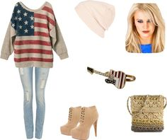 """Looking Good in the Cold"" by lauralovebear on Polyvore"