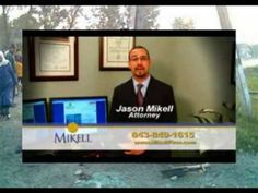 Jason Mikell of Mikell Law Firm - specializing in criminal law including DUI and personal injury cases. The Mt. Pleasant DUI lawyer you want defending your case.