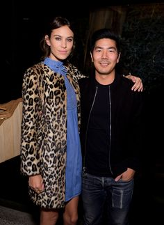 The Alexa Chung x AG Collection L. Launch and The Rodarte & Superga Dinner – Vogue Street Style 2018, Model Street Style, Girl Fashion, Fashion Outfits, Fashion Art, Alexa Chung Style, Dedicated Follower Of Fashion, Jeanne Damas, Work Wardrobe