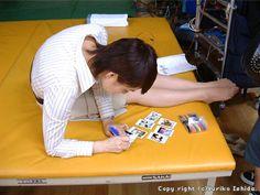 Staff's Report #21 いしらさん、女医役に初挑戦! | Yuriko Ishida Official Homepage | 石田ゆり子公式ホームページ