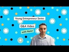 Young Entrepreneur       #entrepreneur #business #interview #tips #series