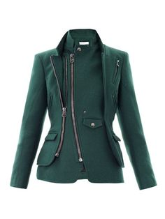 Prince wool biker jacket | Altuzarra | MATCHESFASHION.COM