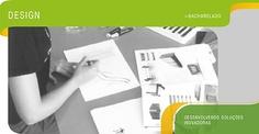 Design - Desenvolvendo soluções inovadoras.
