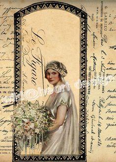 Wild@heart: Blushing bride