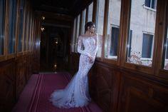 Bridal Gowns Mondays w/ Israelian designer Yaki Ravid. Follow blog @ originalopulence.com for unique ideas for your wedding day! #weddinggown #bridalfashion #bridalgown #lace #lacegown #yakiravid